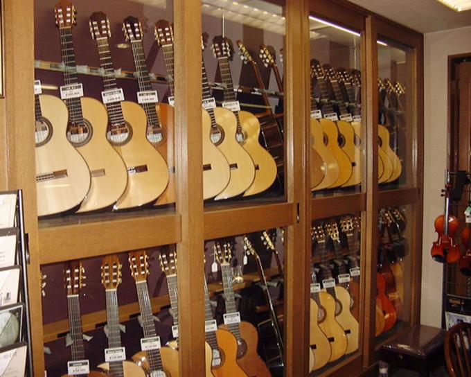 月光堂楽器店