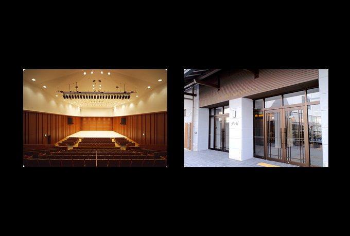 京都市立京都堀川音楽高等学校ホール