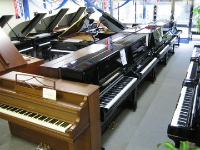 日本ピアノ流通