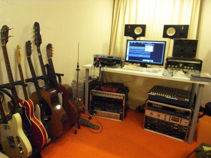 music studio SIMPO