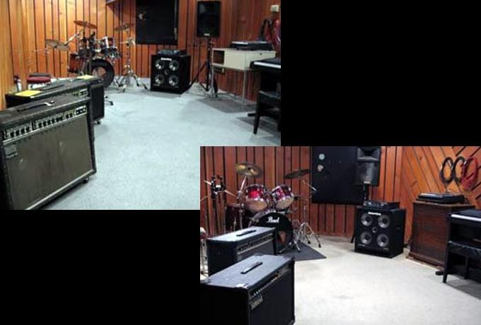 ワタナベ楽器店 リハーサルスタジオ