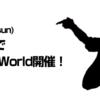 【2011/10/30(sun)】嵐山で「スリラー」を踊ろう!Thrill The World!!!