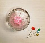 KATAGAMI Style -もうひとつのジャポニスム 感想作品_マチ針グラス